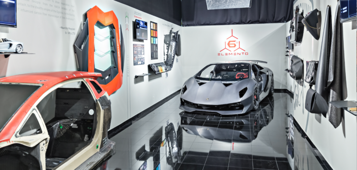 Lamborghini inaugurates new carbon fiber research center Advanced Composite Structures Laboratory in Seattle, WA
