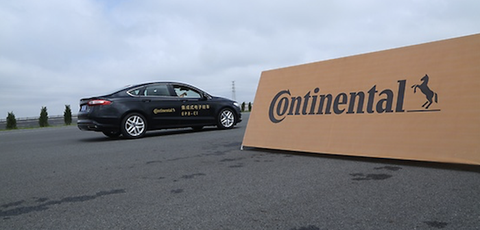 Continental has opened a new test center in Yancheng, China