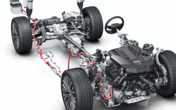 The new A8 will be the first Audi vehicle to feature a 48V architecture as the main electrical system