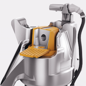 Continental has developed a brand-new electronically switchable engine mount