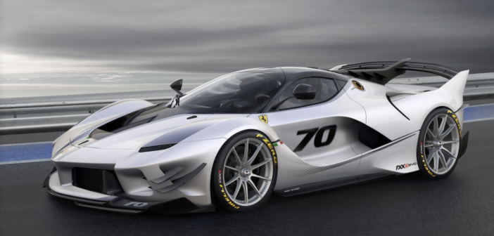 Drivers looking for the ultimate Ferrari will be excited to see the FXX-K Evo