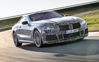 BMW engineers are busy defining and refining the dynamic qualities of the 8 Series Coupe ahead of its launch