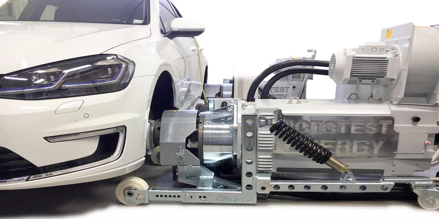 rototest all-wheel drive dynamometer