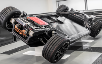 Williams Advanced Engineering has developed an innovative electric vehicle platform concept. Named FW-EVX, the lightweight and compact chassis is readily scalable for C, C-D and D-segment vehicles