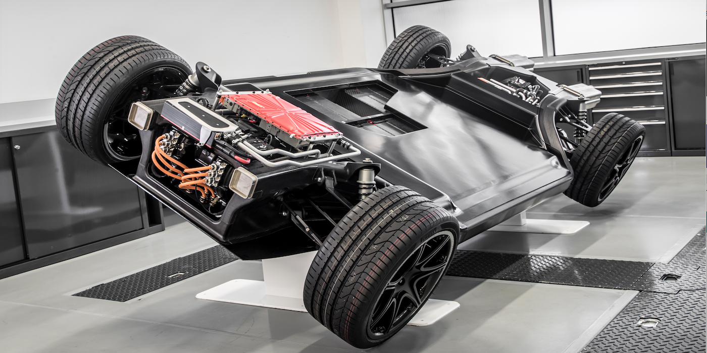 Williams lightens suspension components by 40% | Vehicle Dynamics
