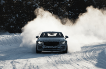 The Polestar 1, the first model of Volvo's recently spun-off performance brand, will feature a 2-liter Volvo gasoline engine driving the front wheels
