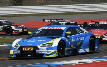 Audi Sport is using new MegaRide tyre simulation for DTM racing