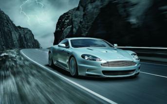Aston Martin James Bond Quantum of Solace