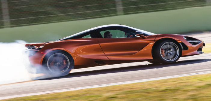 The McLaren 720S is the Vehicle Dynamics car of the year