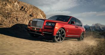 Engineering the Rolls-Royce Cullinan SUV