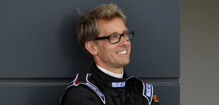 Kenny Bräck named chief test driver at McLaren