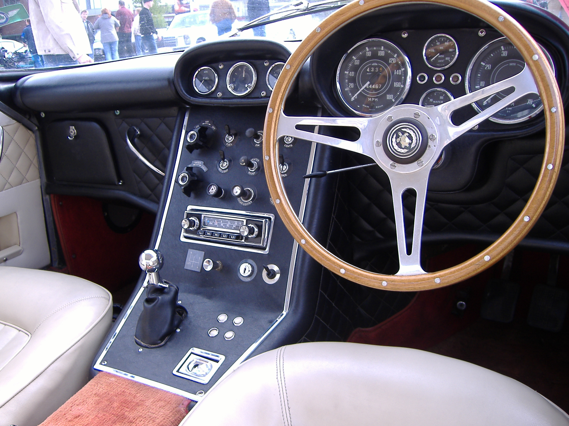 The 1950s Were An Age Of Elegance And Style For Sports Cars Can You
