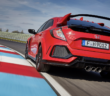Honda Civic Type R achieves fastest lap record at Spa-Francorchamps