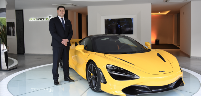 McLaren appoints vehicle line director for Super Series range