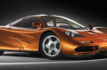 McLaren F1 orange