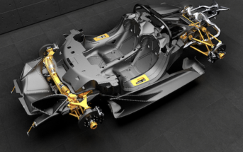 supercar chassis quiz