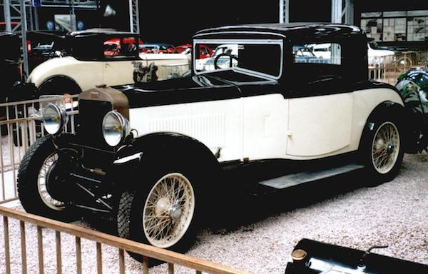 Which Of These French Car Manufacturers Was The First To Introduce Air Suspension