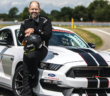 Ben Maher, technical specialist, global driver safety at Ford