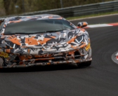 The Lamborghini Aventador SVJ's record lap at Nürburgring