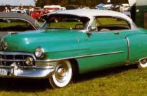 Cadillac Coupe_De_Ville 1950
