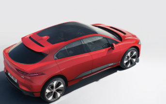 Jaguar partnered with Motor Trend to set a benchmark lap time for electric vehicles at Laguna Seca Raceway with their new 2019 I-Pace HSE first edition