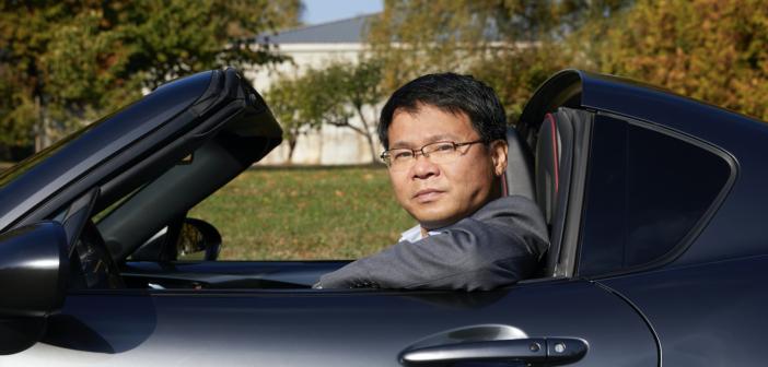 Mazda appoints new VP of European R&D center