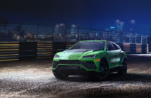 Lamborghini develops Super SUV for new racing format