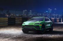 Lamborghini develops Super SUV for new racing format