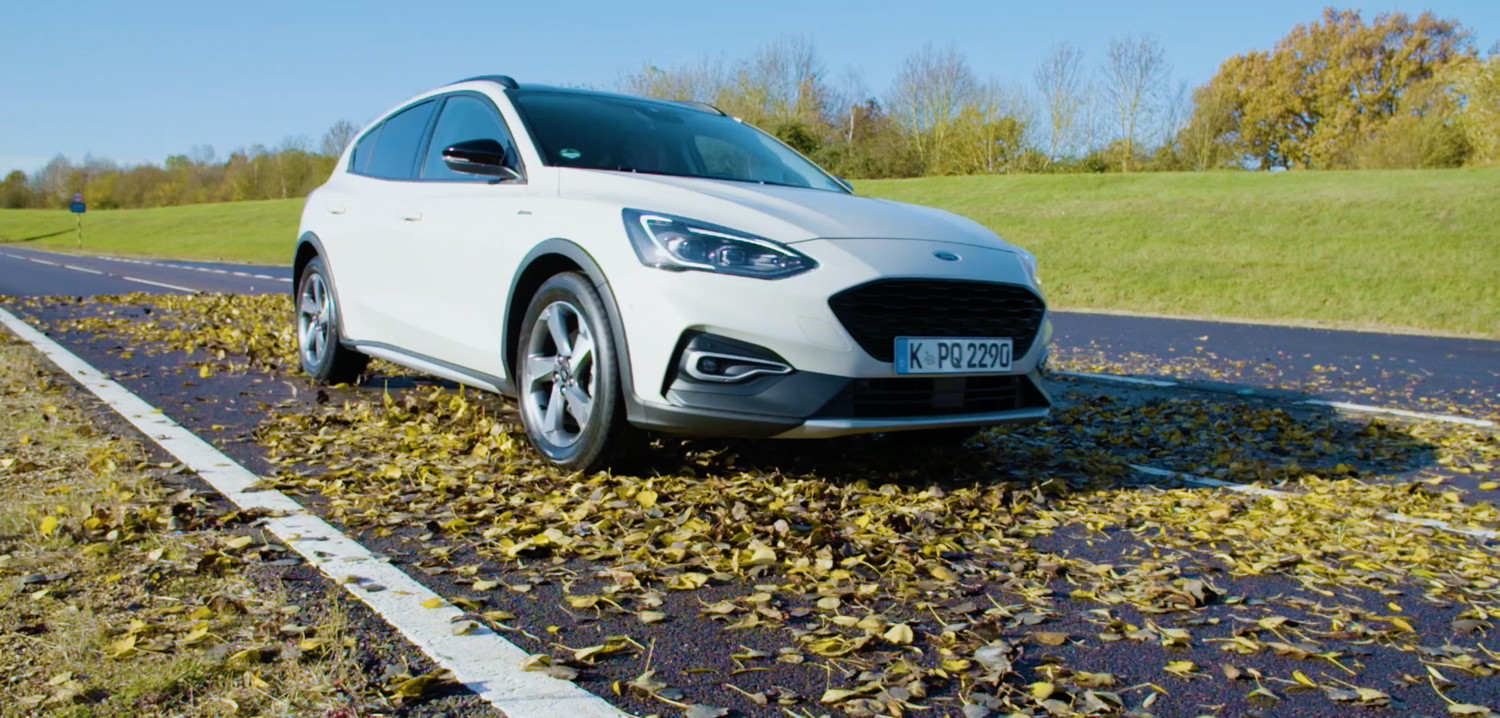 Ford Focus Active blends new Focus driving experience with