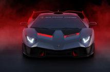 One-off Lamborghini SC18 created by Squadra Corse