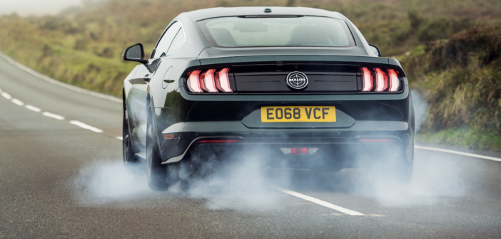 Tough TT test for the Mustang