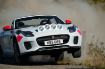 jaguar f type rally