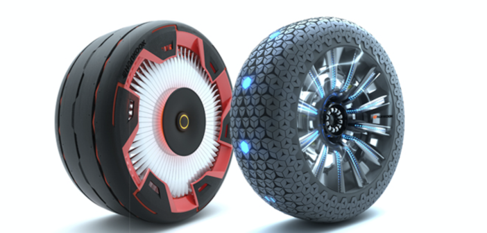 Is this the future for tire technology?