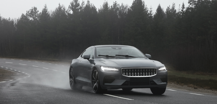 The inside line on the Polestar 1's chassis dynamics