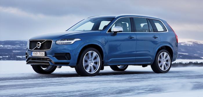Volvo introduces 112mph speed limit across model range