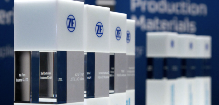 ZF praises seven suppliers