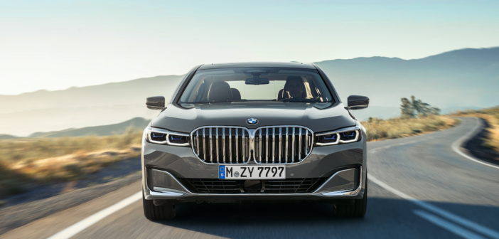 The 2019 BMW 7 Series: what's behind that grille?