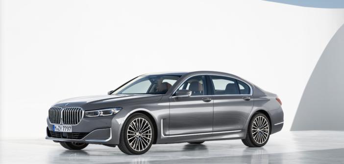Explore the 2019 BMW 7 Series