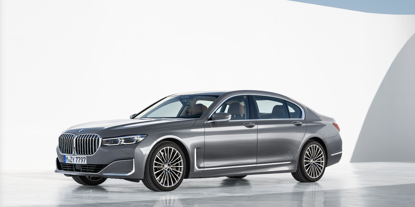 Explore the 2019 BMW 7 Series | Vehicle Dynamics International