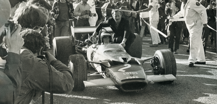 Life with Colin Chapman