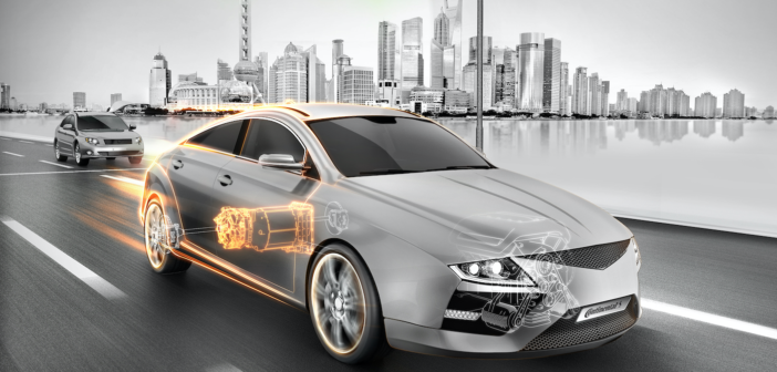 Continental working to improve ride comfort of Chinese EVs