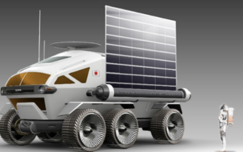 the lunar rover being developed by toyota and jaxa