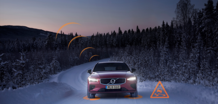 A safety first: Volvo Cars is launching connected safety technology