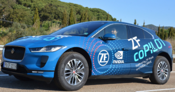 ZF's latest ADAS innovation in action
