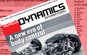 Vehicle Dynamics Magazine | Read Issues Online Today!