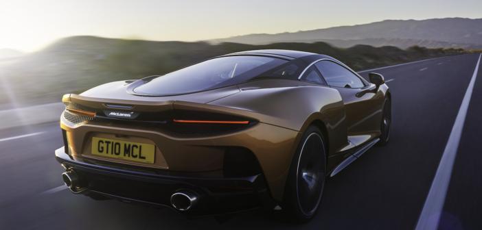 McLaren's GT shifts focus toward ride comfort