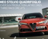 Alfa Romeo's Silverstone SUV lap record