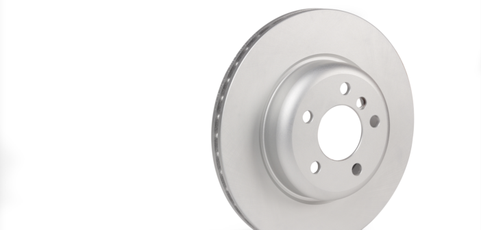 delphi coated brake disc