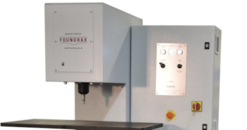 Foundrax develops suspension component hardness tester