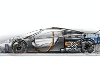 the Gordon Murray designed t.50 supercar